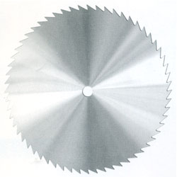 丸のこ刃 木工用チップなしイメージ